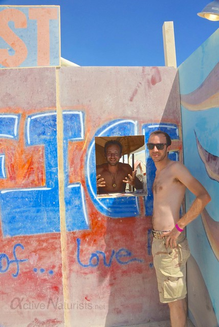 naturist 0142 Post Office, Burning Man 2012, Black Rock City, NV, USA