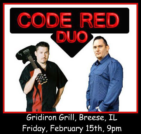 Code Red Duo 2-15-13