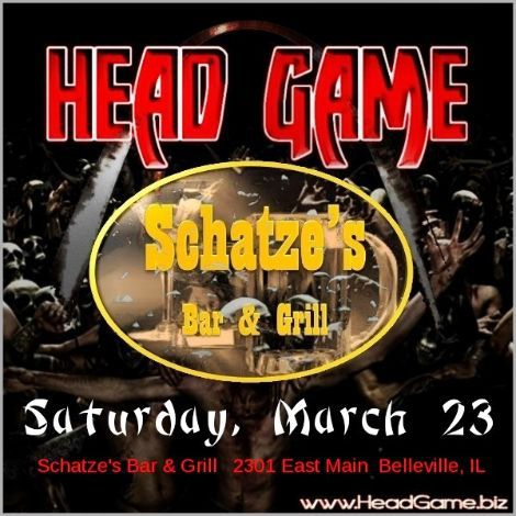 Head Game 3-23-13