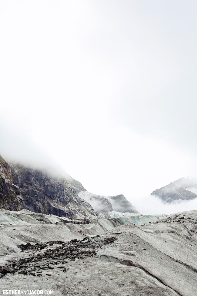 Fox Trot Fox Glacier   New Zealand Glaciers.