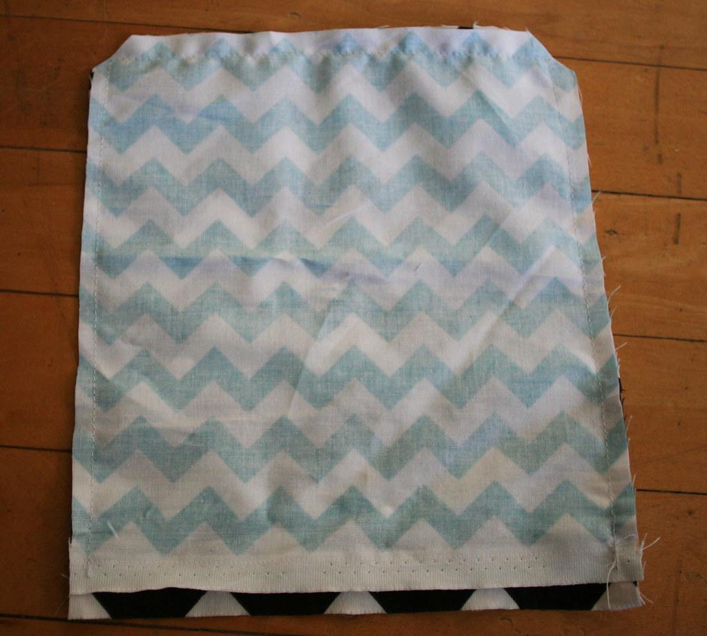 hot pad sewn