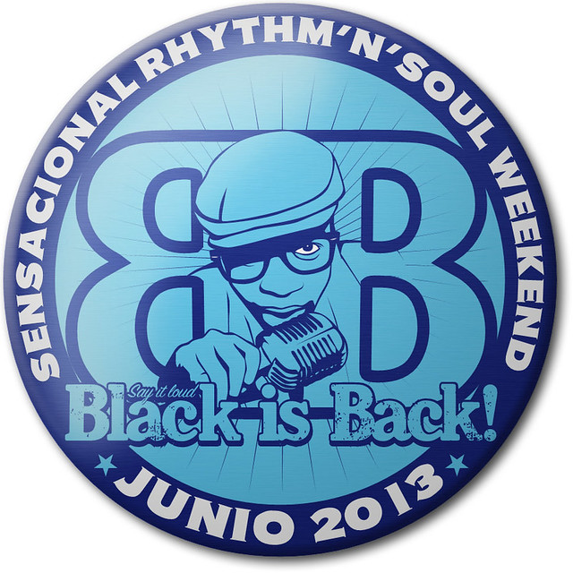 Black is Back Junio 2013