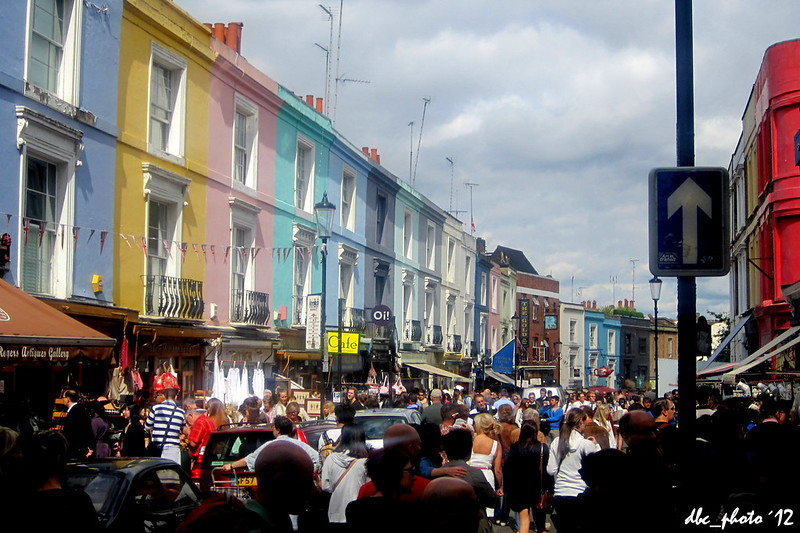 Mercadillo de Notting Hill