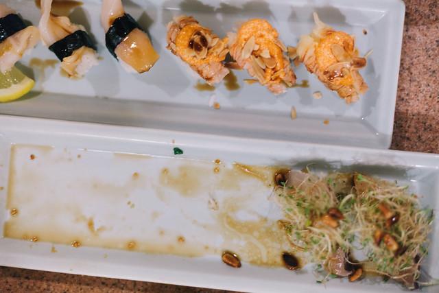 san francisco // sushi sams