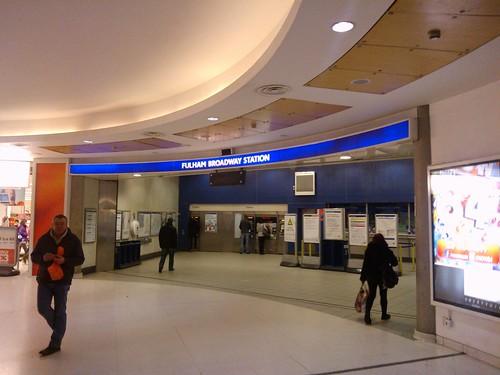 Fulham Broadway station