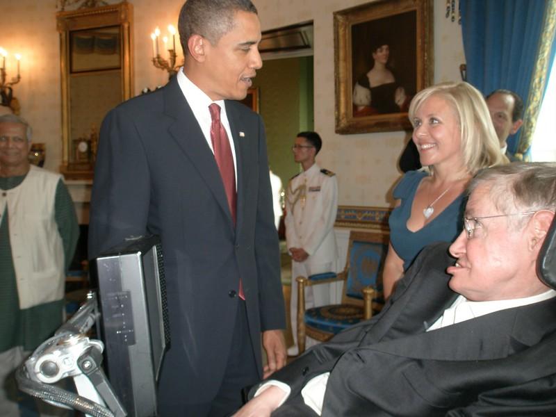 Meeting Mr Prez