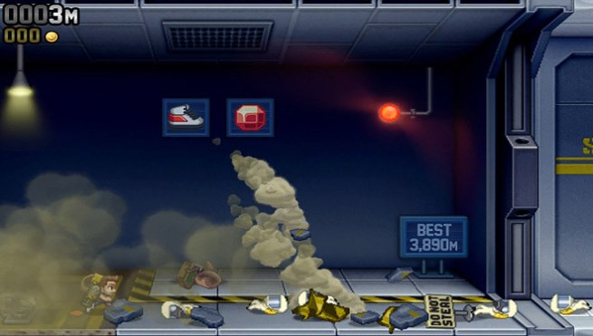 I initially dismissed mobile title Jetpack Joyride as yet another clone of Helicopter Game, a one-note Flash game my friends and I used to play in high ...