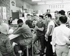 Harassment at Arlington, Virginia Sit-In: 1960