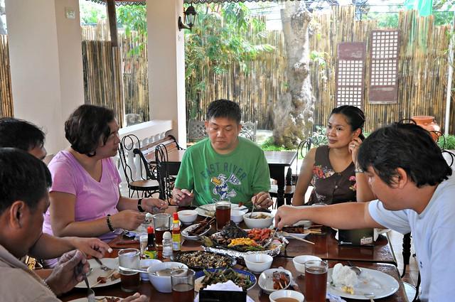 Casa Teofila Lodge Resto Grille Lunch