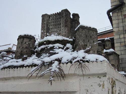 Yarm Castle
