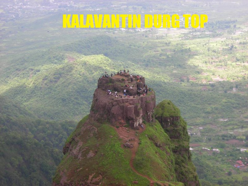 Prabalgad Kalvantin Durg Hotel Lodging and Guide Service