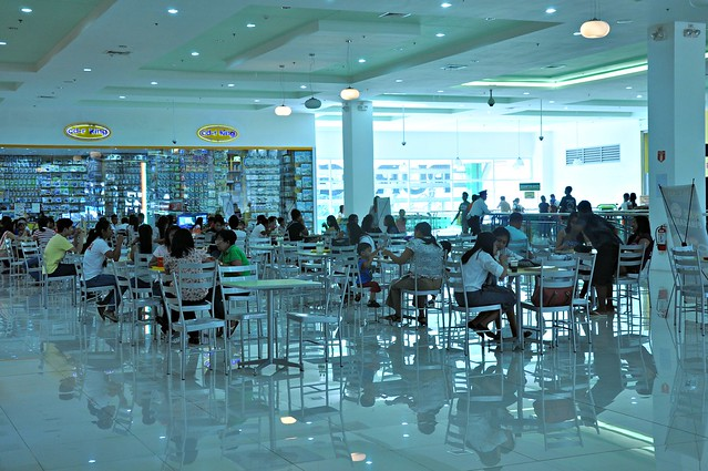 Puregold-Laoag Food Court