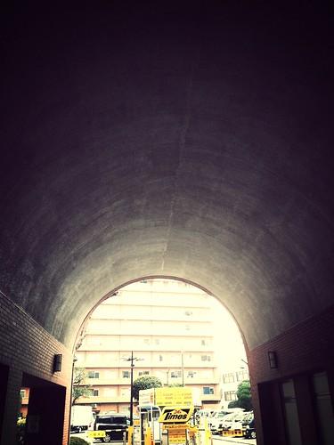東京オフィスへのゲート。初めてここを抜けた時にピンと来たんだよなぁ。
