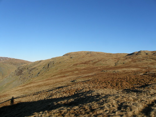 Tarn Crag from Great Howe