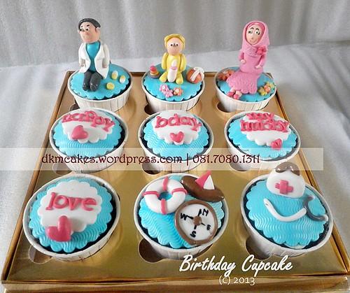 DKM cakes, DKMCakes, toko kue online jember, pesan cupcake jember