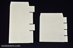Big Scale Danboard Cardboard Assembling Kit Review (30)