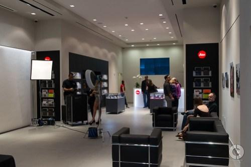 Leica Store Interior
