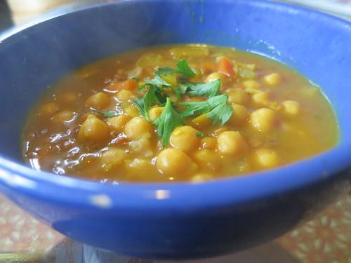 Mulligatwany soup