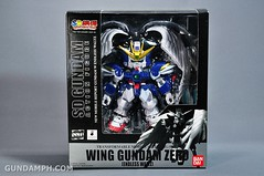 SDGO Wing Gundam Zero Endless Waltz Toy Figure Unboxing Review (1)