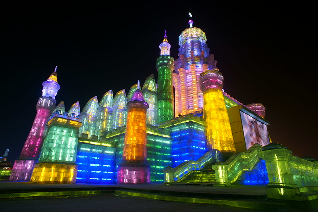 Harbin Ice And Snow Festival 2013