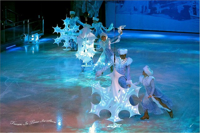 Frozen In Time Ice Show2