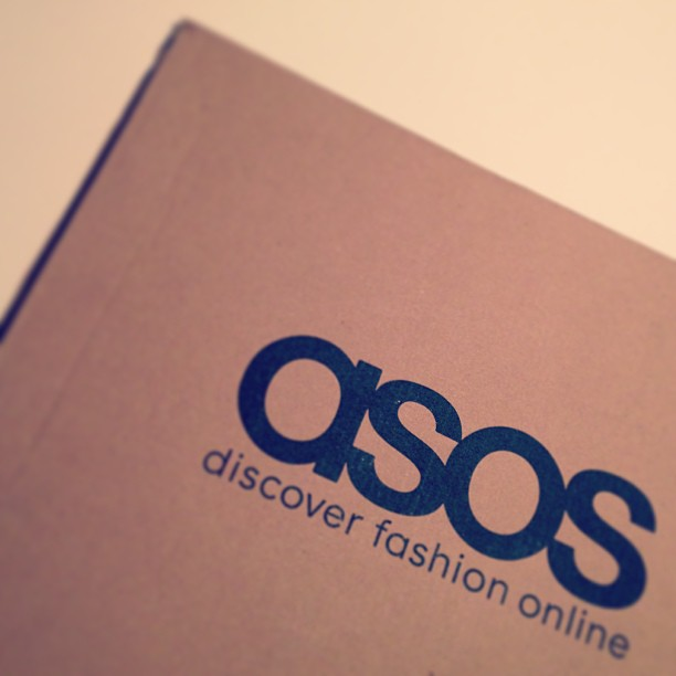 Guess what just came? #asos #parcel #happiness #joy