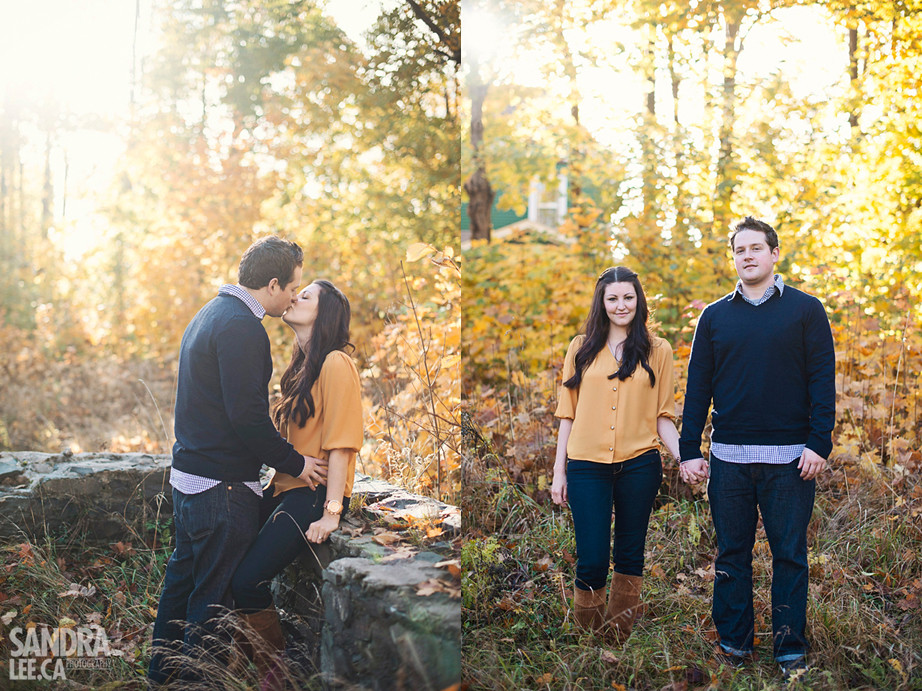 Melissa + Matt   Engaged!