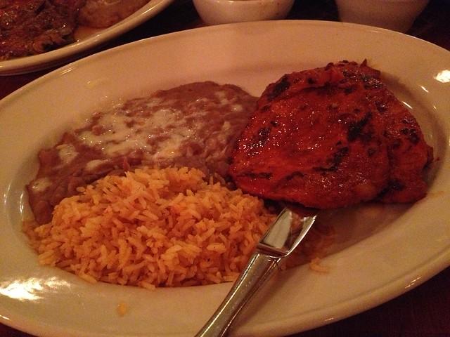 Carne adobada - El Mirasol Cocina Mexicana