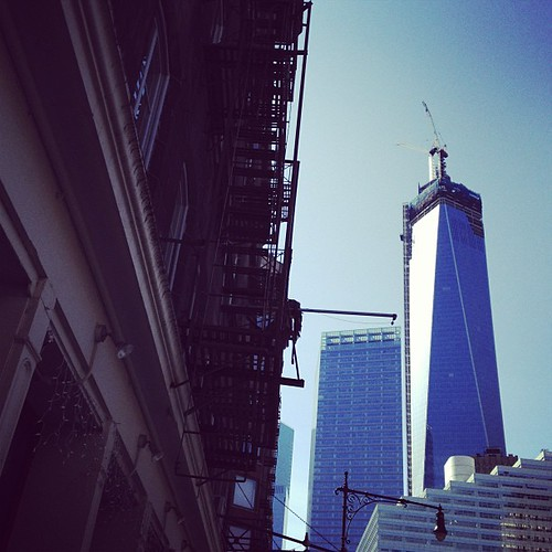 One World Trade Center by shinya