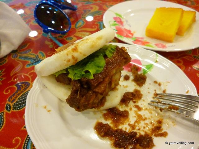 Kong ba bao at Chilli Padi Nonya Café
