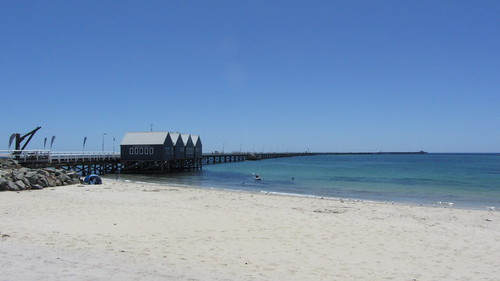 the jetty, by the beach