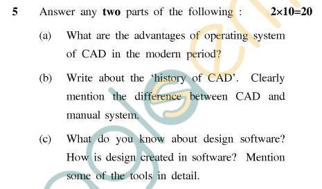 UPTU B.Tech Question Papers - CT-802(N) - Carpet & Textile Designing-III