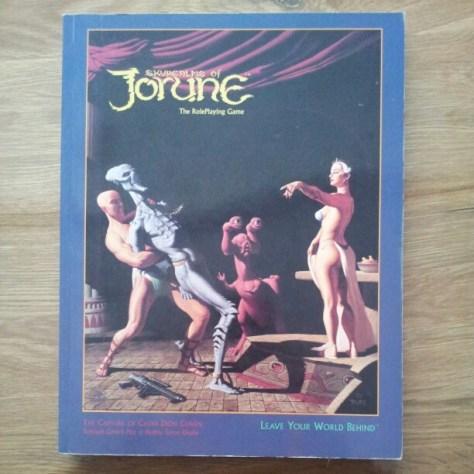 Skyrealms of Jorune... Quel superbe #jeuderole !