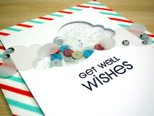 Get Well Wishes - Close Up