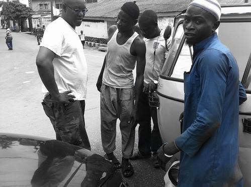 Keke Accident - Obalende Lagos by Jujufilms