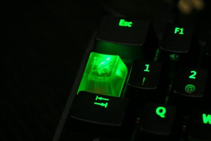 Vim keycap