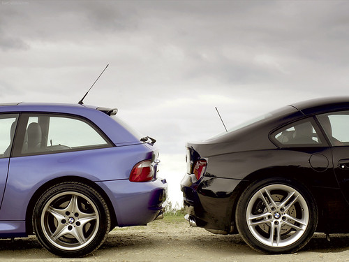 Please Choose 2001 02 Bmw Z3 M Coupe Or 200608 Z4 M Coupe