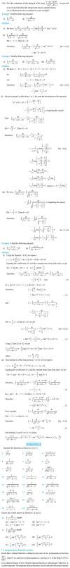 NCERT Class XII Maths Chapter 7 - Integrals