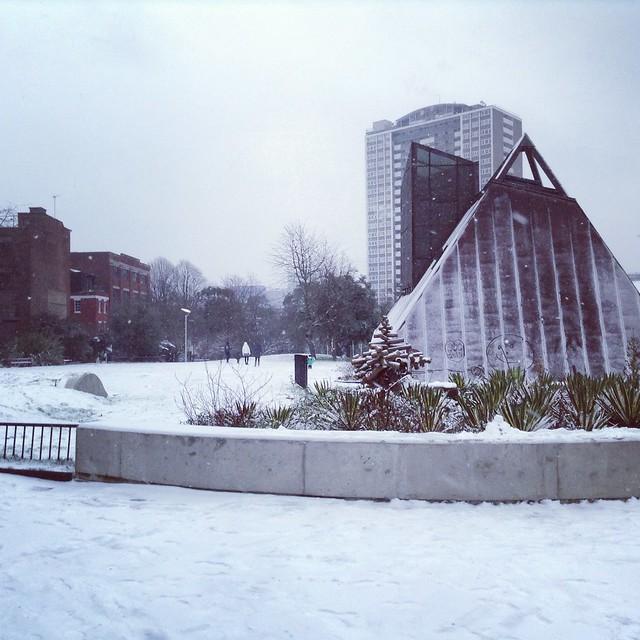 Clerkenwell pyramid