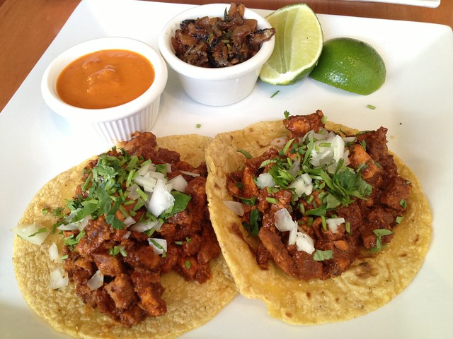 Tacos al pastor - Chilango