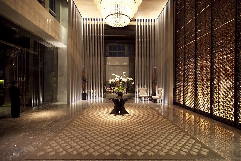 Lobby at the Keraton