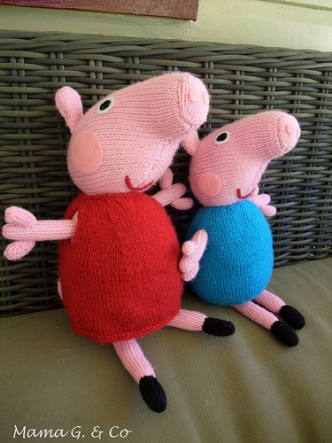 Peppa and George (2)
