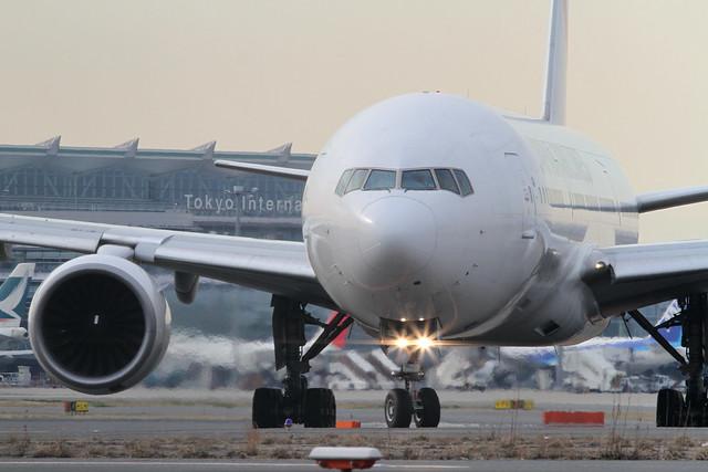 JAL B777-200(JA772J)