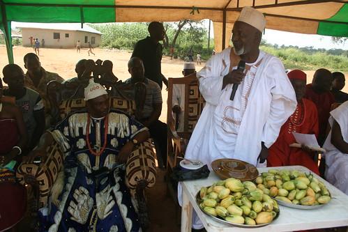 Balarabe Musa @ Igbo New Yam Festival by Jujufilms