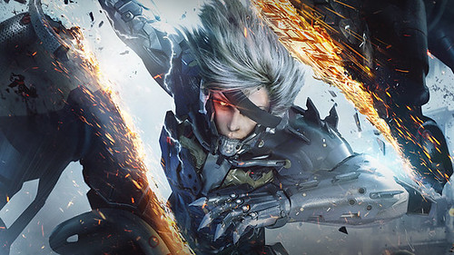 Metal Gear Rising - Featured Image