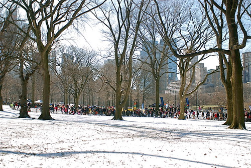 Winter Jam in Central Park 2013 by NYC♥NYC