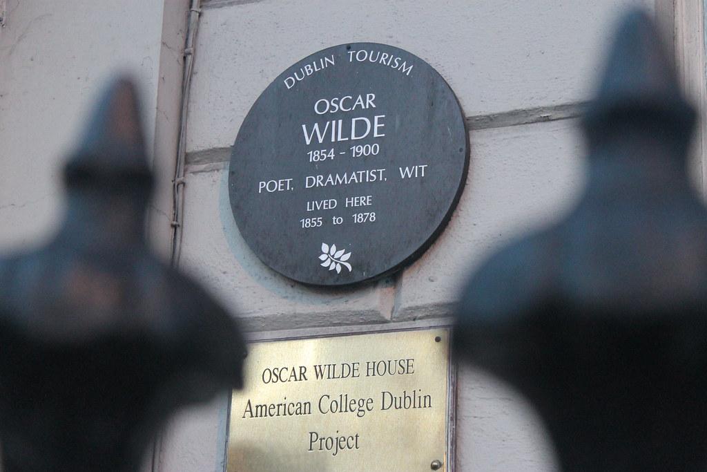 Casa de Oscar Wilde
