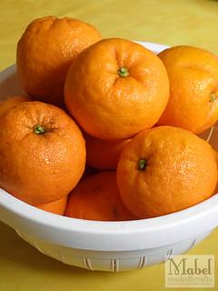 Marmalade 2013: Bitter/Selville oranges