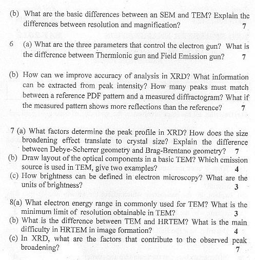 DTU: Question Papers 2012 - 6 Semester - End Sem - EP-315