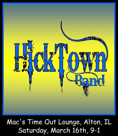 Hicktown 3-16-13